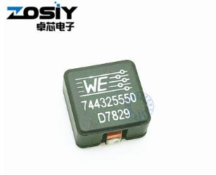 原装744325550 封装SMD 固定值电感器 原装WE 一站式BOM表配单
