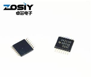 优势供应BQ34Z100PWR 封装TSSOP-14 电池电源管理芯片 原装现货