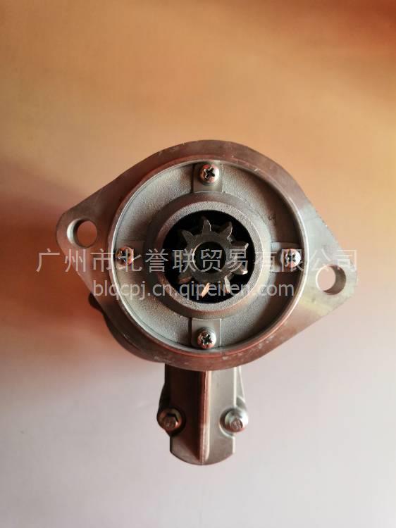 东风电气起动机马达QDJ2510配江西沃尔福 3708100CEA