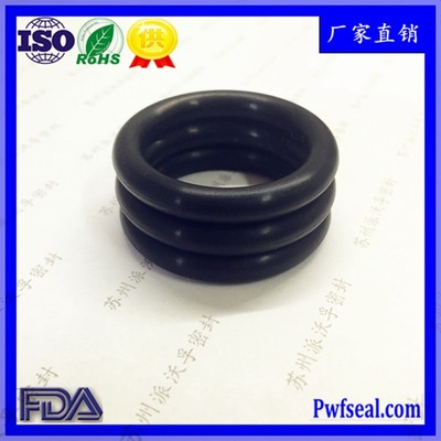 耐低温HNBR/氢化丁氰O型圈汽车空调制冷专用耐冷媒R134氢化丁腈