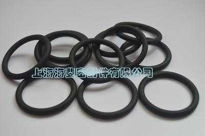 现货优德88中文客户端非标氟橡胶O型圈,线径5mm系列,定制非标产品氟胶O型圈