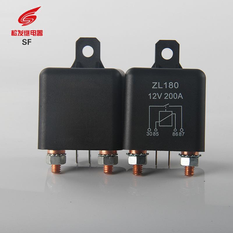 厂家推荐大电流 继电器12V,24V继电器 200A继电器