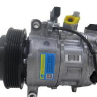 95B260805B全新 玛卡 3.6 V6 Macan 汽车空调压缩机冷气泵散热网