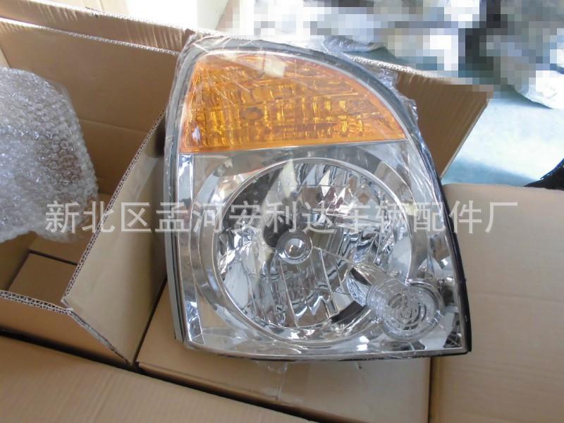 2004卡车H100/FORTER head lamp大灯92101-4F010 92102-4F010