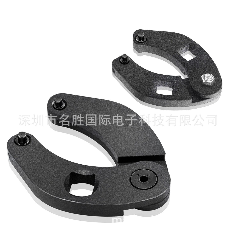 大型和小型可调节压盖螺母扳手扳手套件用于液压缸1266和7463