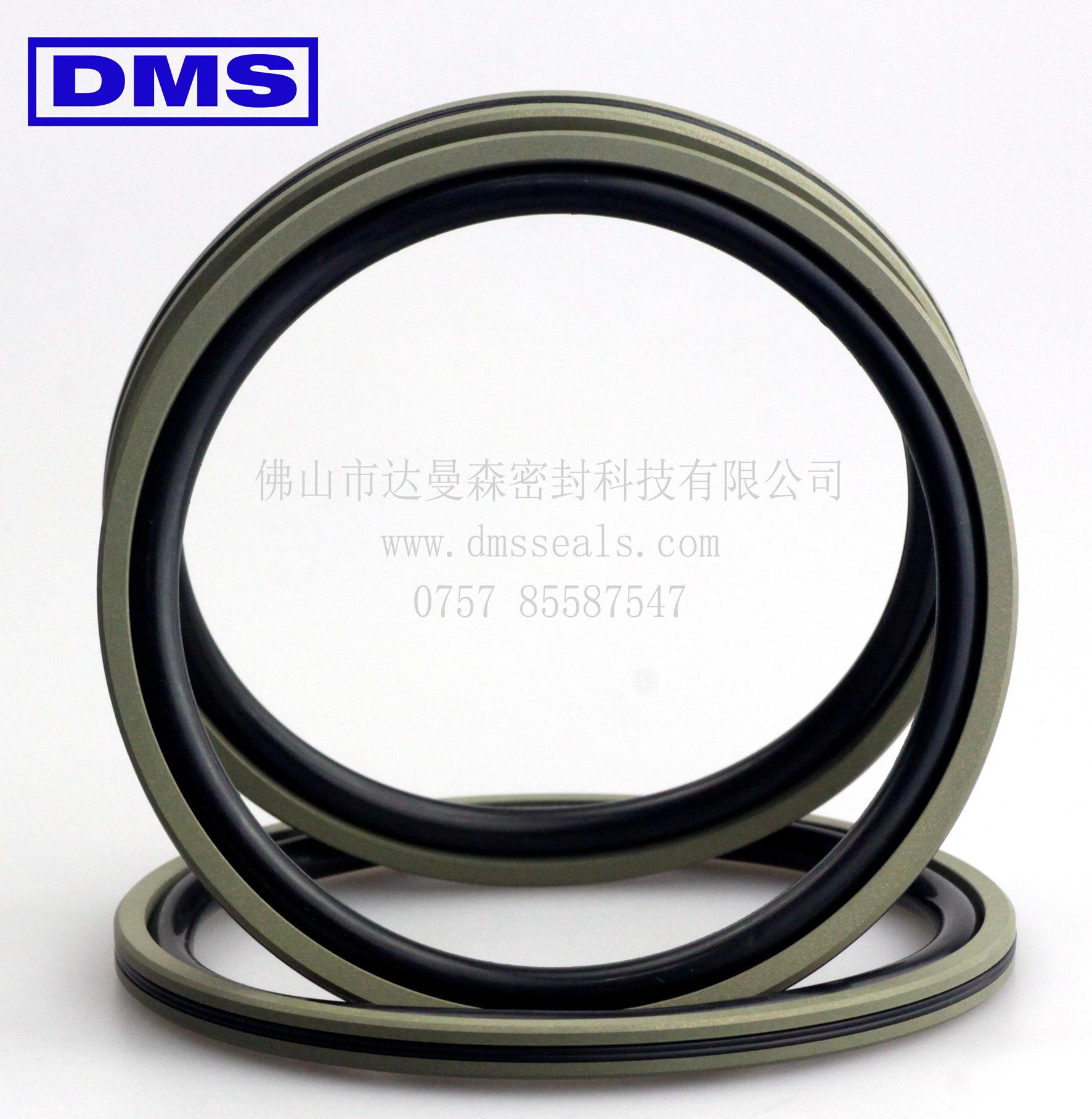 活塞组合密封圈DAQ 聚四氟乙烯丁晴星形圈 密封件生产厂家