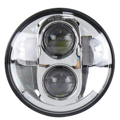 利威达 摩托车改装专用头灯 40W前照灯 5.75寸哈雷戴维森led大灯