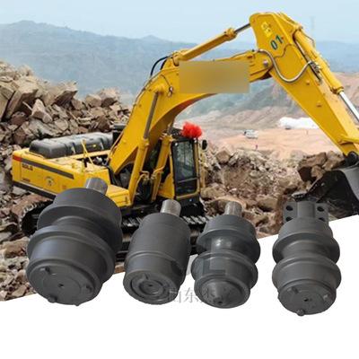 厂家优德88中文客户端SK260拖链轮 20吨托轮 挖掘机优德88娱乐官网可批发