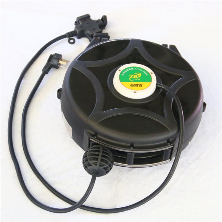 厂家直销新款洗车自动伸缩卷管器电鼓2*1.5加工定做绕线器设备