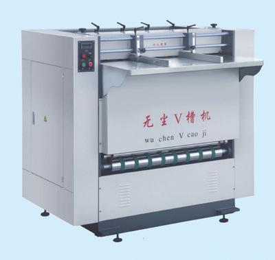 直销无尘开槽机/温州厂家优德88中文客户端V型开槽机
