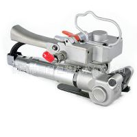 厂家批发气动打包机 塑钢带气动打包机 气动免扣塑钢带打包机