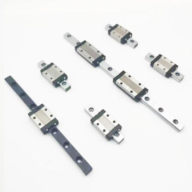 微型直线导轨滑块 不锈钢导轨滑块 自动化设备及医疗